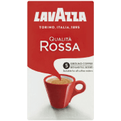Lavazza Qualita Rossa Roasted Ground Coffee 250 Grams