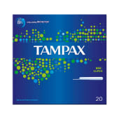 Tampax Super Tampons with Applicator