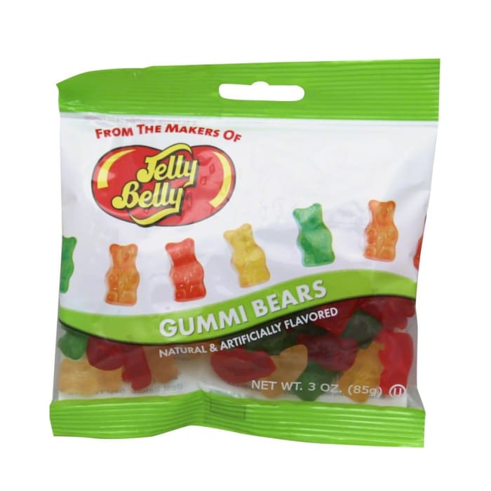 Jelly Belly Natural Gummi Bears