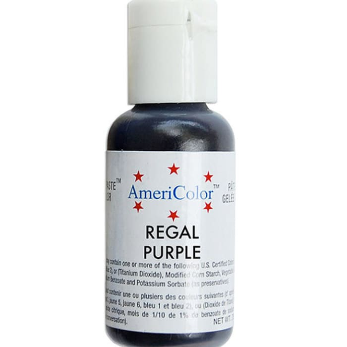 AmeriColor Regal Purple Food Color