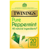 Twinings Pure Peppermint Tea 40g