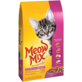 Meow Mix  Cat Food Kitten Lil Nibbles