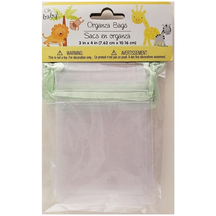 Baby Shower Favor Boxes 10/ct