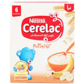 Nestle Cerelac Cereal Banana and Wheat 175g