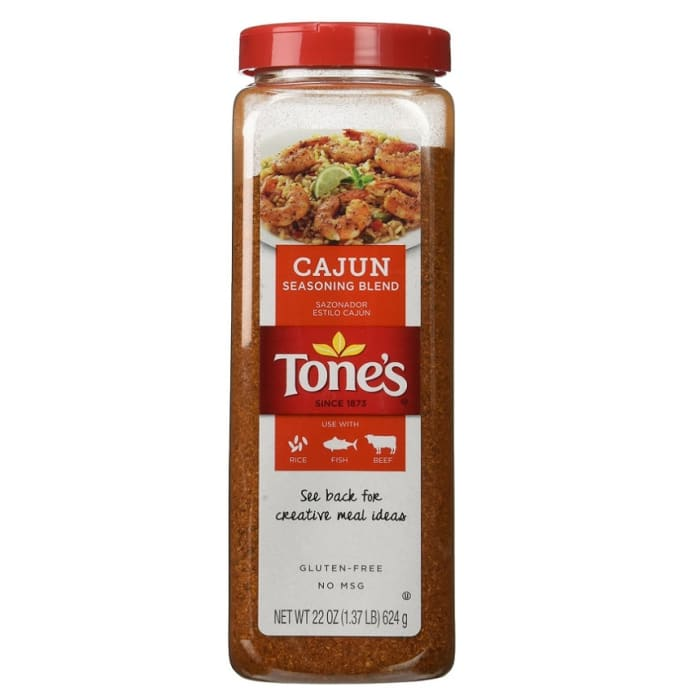 Tones Seasoning Cajun