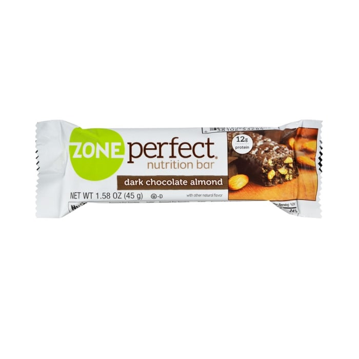 Zone Perfect Cereal Bars Dark Chocolate Almond