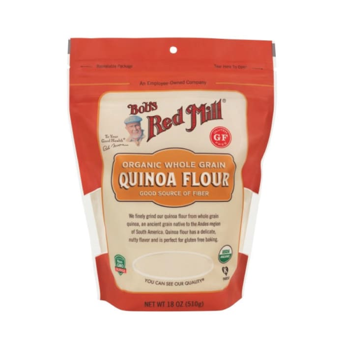 Bob's Red Mill Whole Grain Organic Quinoa Flour