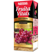 NESTLÉ FRUITA VITALS Red Grape Fruit Drink - 200 ml