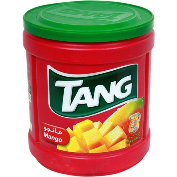 Tang Powder Drink Mango