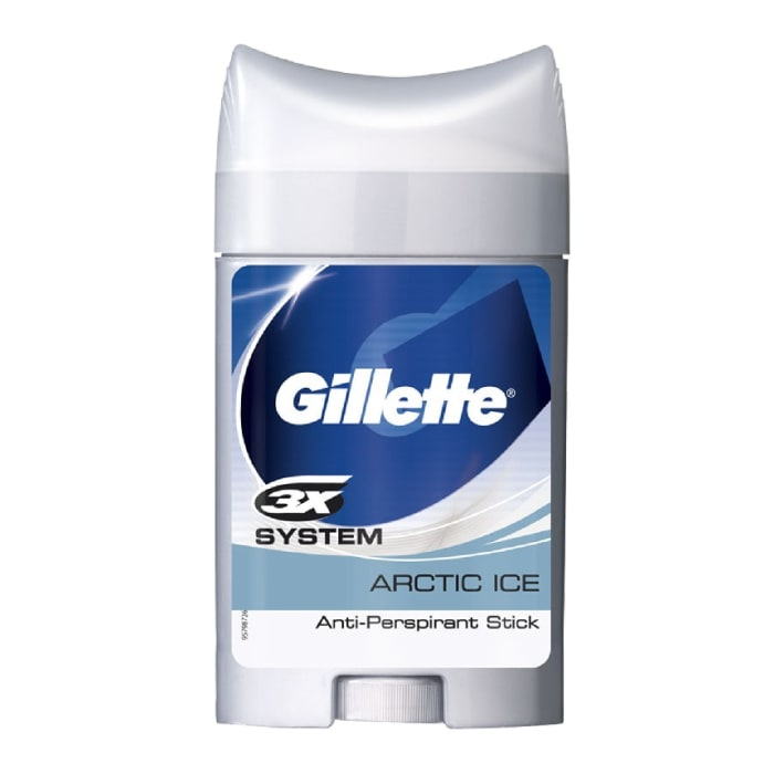 Gillette Deodorant Stick Active Ice