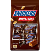 Snickers Chocolate Miniatures
