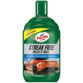 Turtle Wax Streak Free Wash & Wax