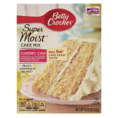 Betty Crocker Cake Mix Cherry Chip
