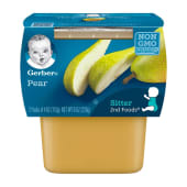 Gerber 2nd Foods Pears 226g
