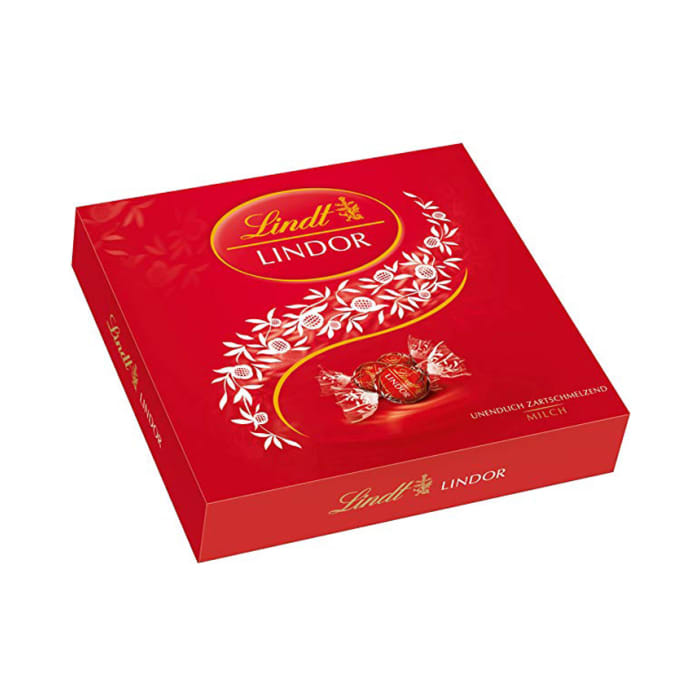 Lindt Lindor Gift Pack Milk Chocolate