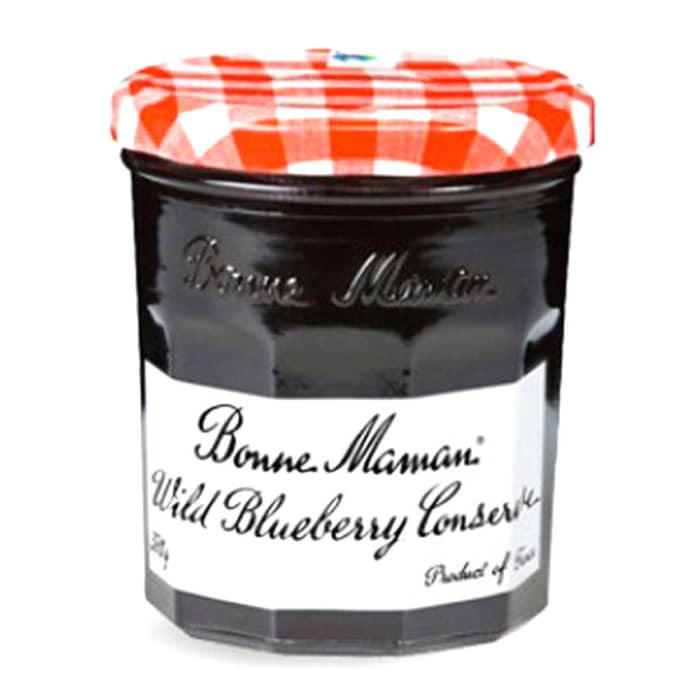 Bonne Maman  Wild Blueberry Jams