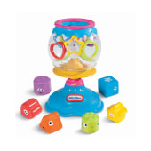 Little Tikes Discover Sounds Shape Sort and Scatter