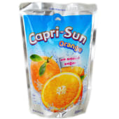 Capri Sun No Added Sugar Orange Juice