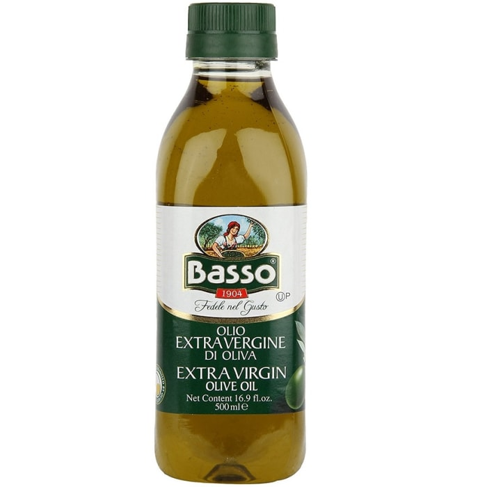 Basso Olive Oil Extra Virgin