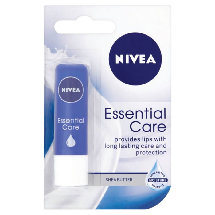 Nivea Lip Balm Essential Care