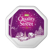 Nestle Quality Street Chocolate Tin