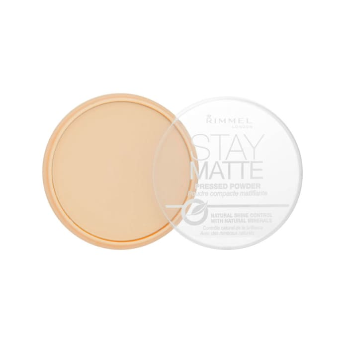 Rimmel London Stay Matte Long Lasting Pressed Powder 001 - 14g