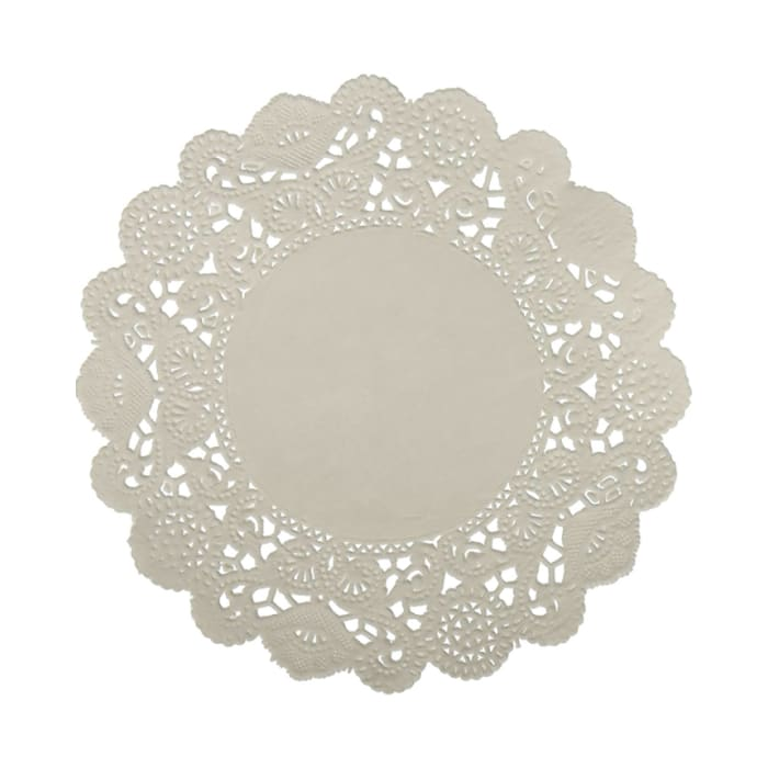 Hotpack Round Doilies 4.5Inch