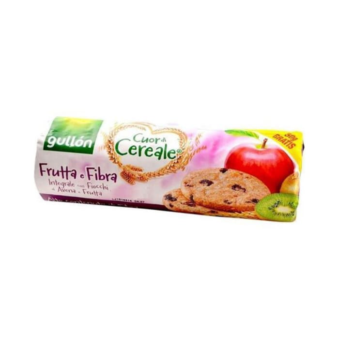 Gullon Oats Biscuit With Fruits