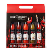 Hell's Kitchen 5Pack Hot Sauce 443ml