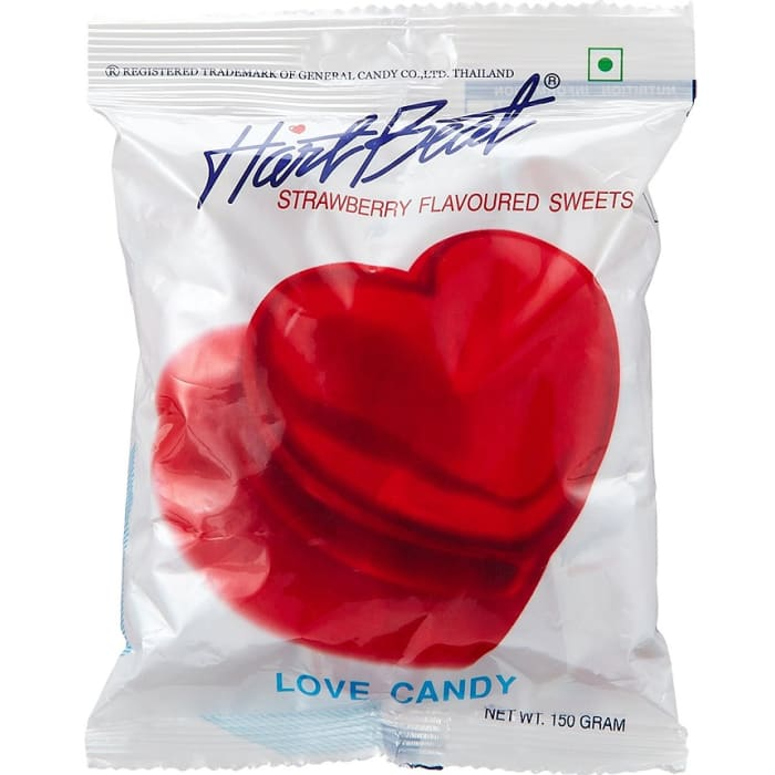 Hartbeat Love Candy Strawberry