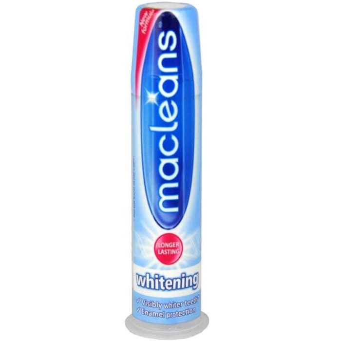 Macleans Whitening Pump Toothpaste
