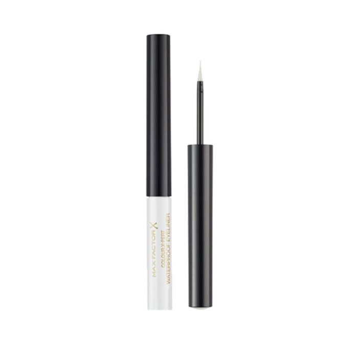 Max Factor Colour Expert Liquid Eye Liner 00 Met White