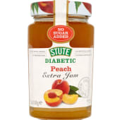 Stute Diabetic Peach Extra Jam