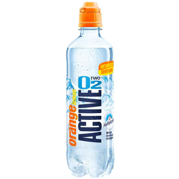 Active O2 Flavor Water Orange 500ml