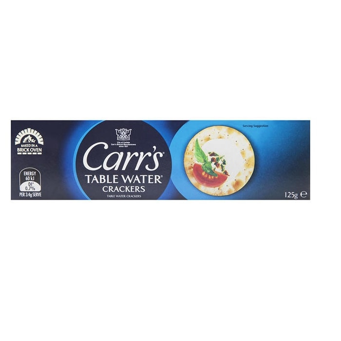 Carrs Table Water Original Biscuits