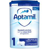 Aptamil Breastmilk Substitute First Infant Milk from Birth - 6 Months 800 Grams