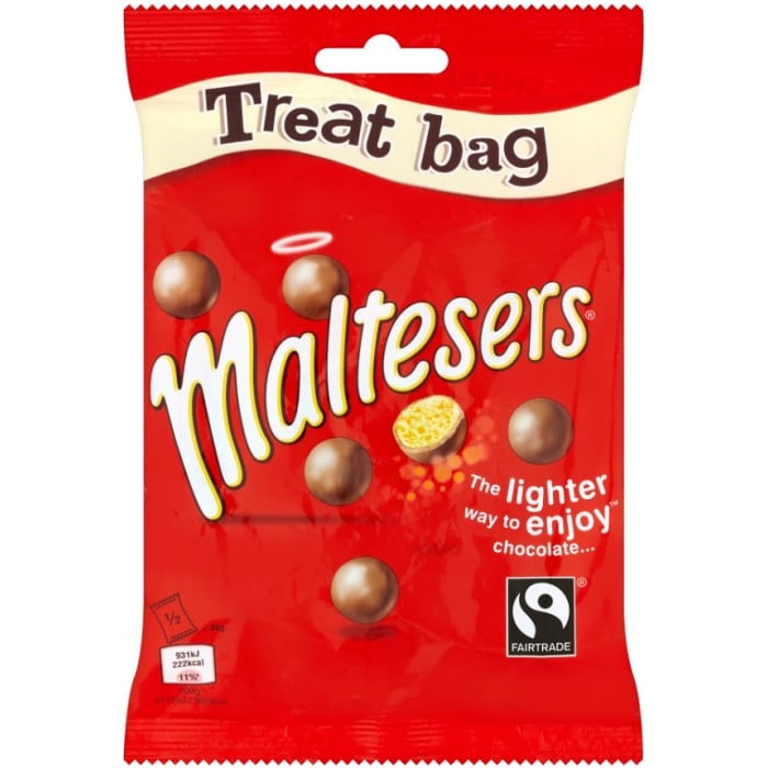 Maltesers Treat Bag Chocolate Sweets