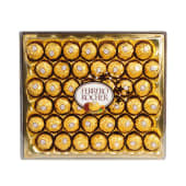 Ferrero Rocher Hazelnut Milk Chocolate Box - 42 Pieces