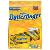 Nestle Butter Finger Chocolate Fun Size 326g