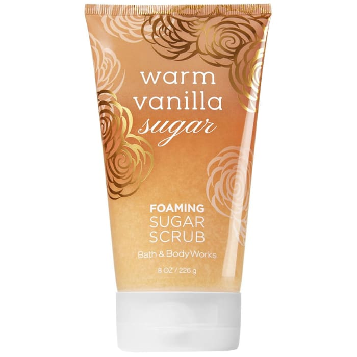 Bath And Body Works Warm Vanilla Sugar Scrub
