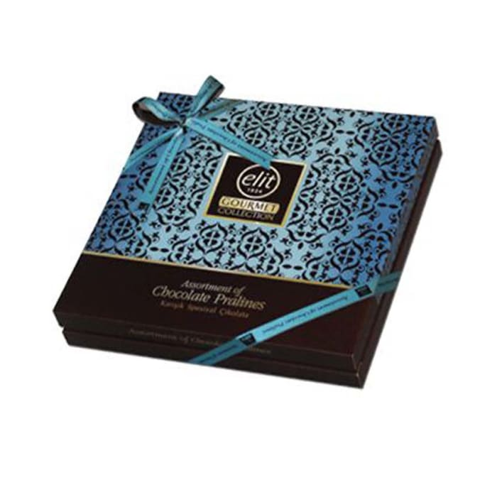 Elit Chocolate Gift Box Gourmet Collection Blue 365g
