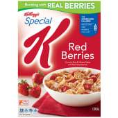 Kelloggs Special K Red Berries Cereal