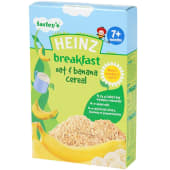 Heinz Baby Cereal Breakfast Oat & Banana