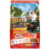 Purina Friskies Cat Food Meaty Grills Adult 450g