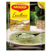 Maggi Excellence Soup Pkt Broccoli