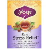 Yogi Organic Tea Kava Stress Relief
