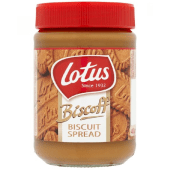 Lotus Biscoff Biscuit Spread 400 Grams