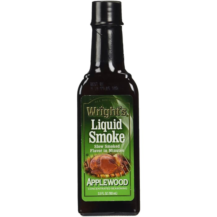 Wrights Seasoning Applewood Liquid Smoke