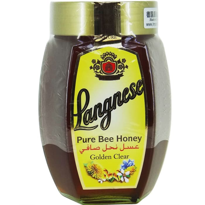 Langnese Pure Bee Honey