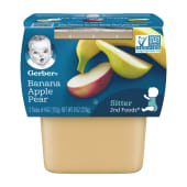 Gerber 2nd Foods Banana with Apple & Pear